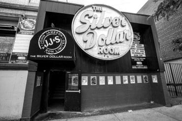 """The Silver Dollar Room, bekannt für Live Bands und Filmkulisse für ,,Police Academy"""" in Toronto, Kanada. Juli 2015 // The Silver Dollar Room, famous for Live Bands and Movie location for ,,Police Academy"""" in Toronto, Canada. July 2015"""