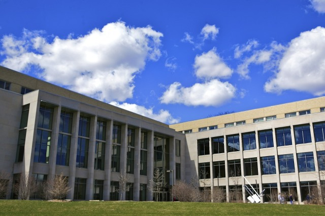 F And M Science Building