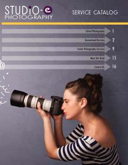 Cover from Photo Service Catalog