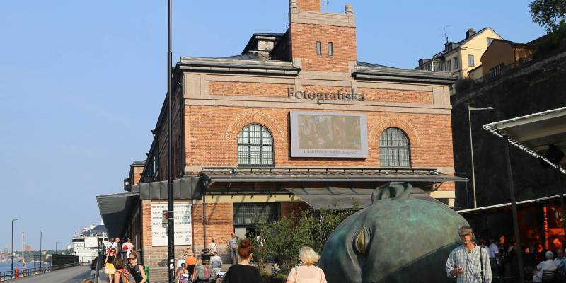 Fotografiska (the Swedish Museum of Photography) in Stockholm
