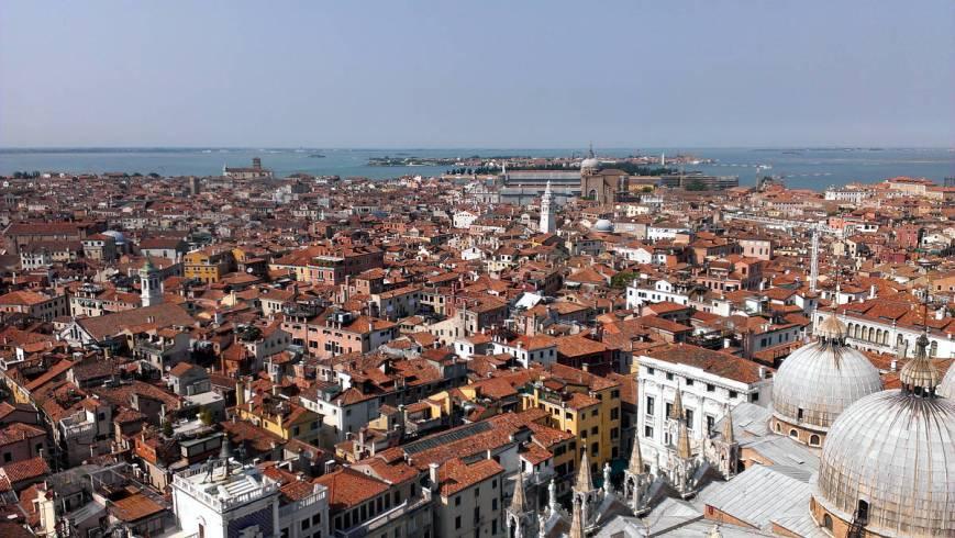 Venice Through Mobile Phone