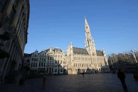 Shadow of Terror over Brussels