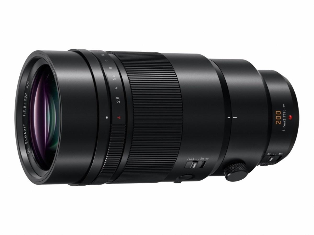 LEICA DG ELMARIT 200mm / F2.8 / POWER O.I.S. (H-ES200) (PRNewsfoto/Panasonic Consumer Electronics)