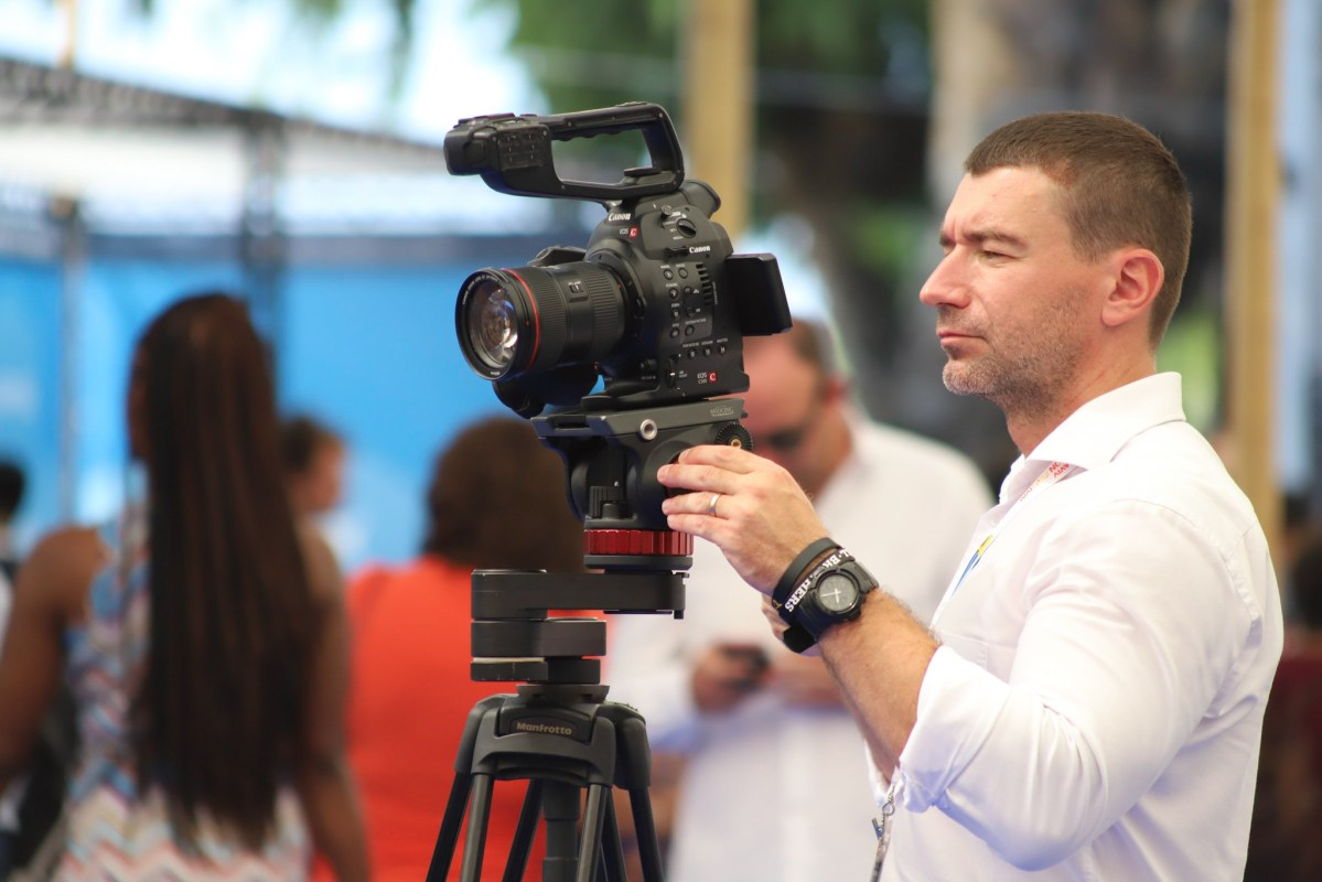 Covering Technology & Media Festival DLD 2019