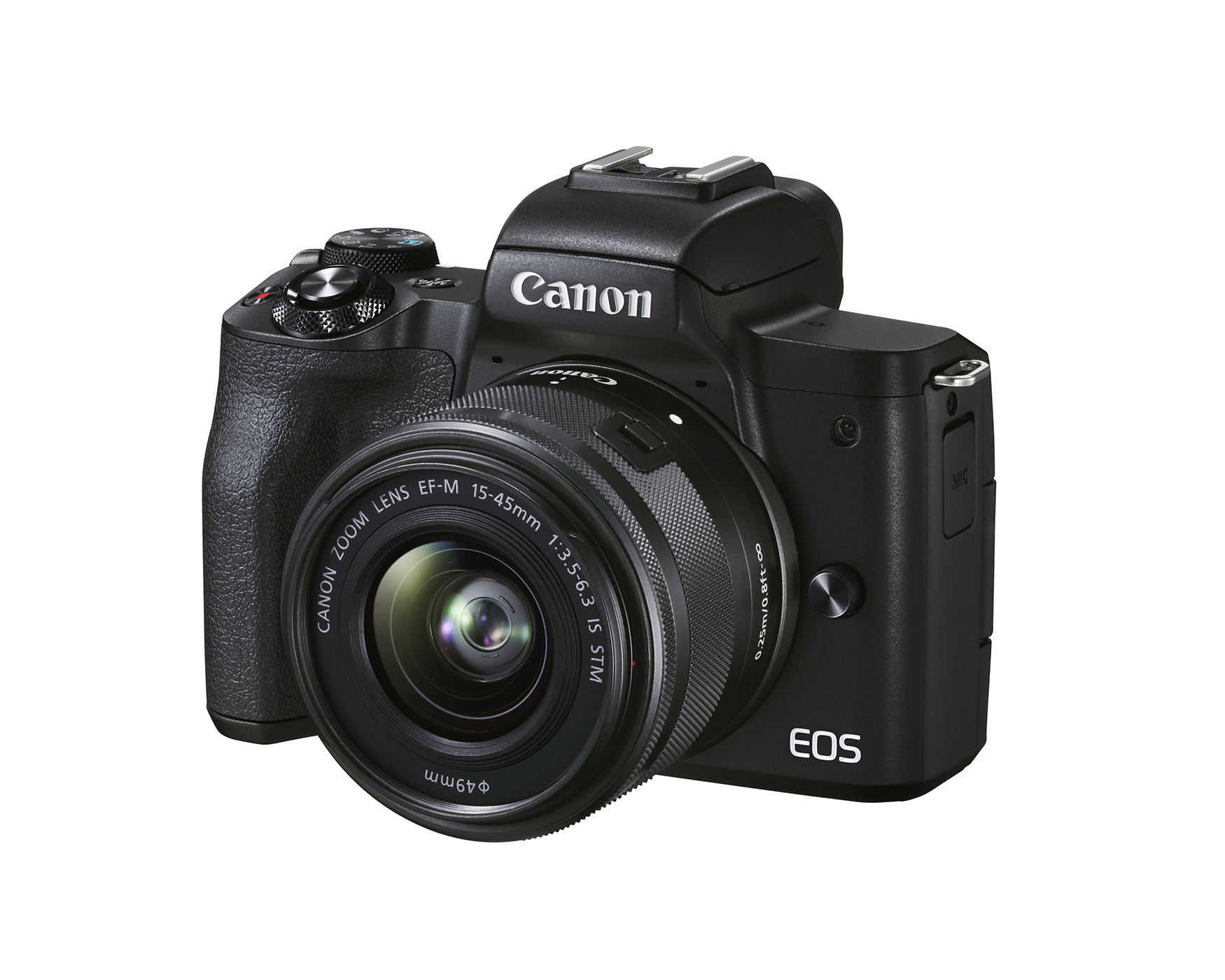 Canon EOS M50 Mark II (Canon U.S.A., Inc.)