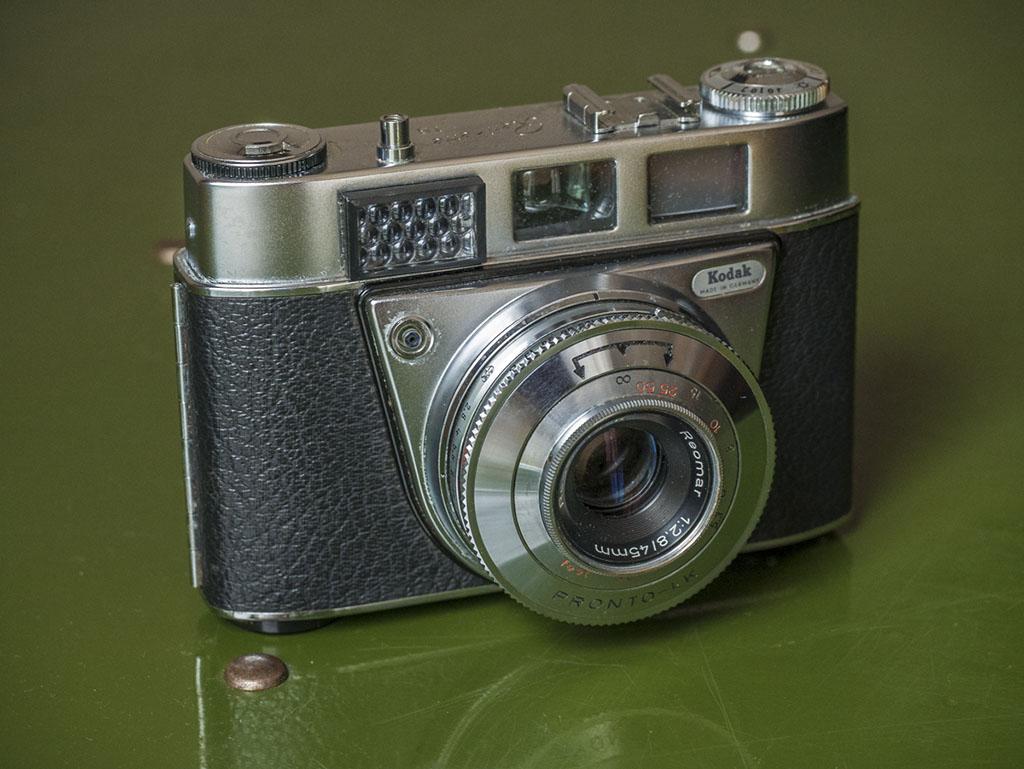 Kodak Retinette 1B Type 037 – Fat Boy
