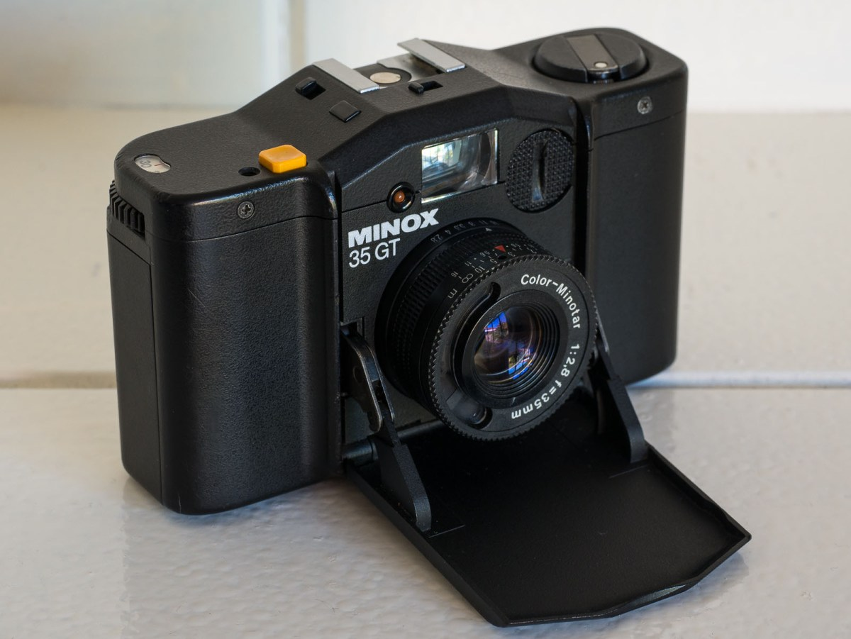 Minox 35 GT – Little Big Camera