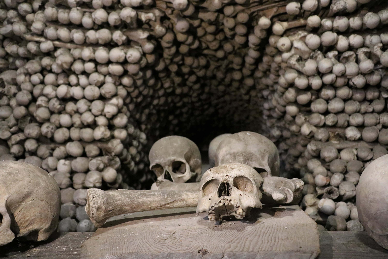 Cueva de huesos
