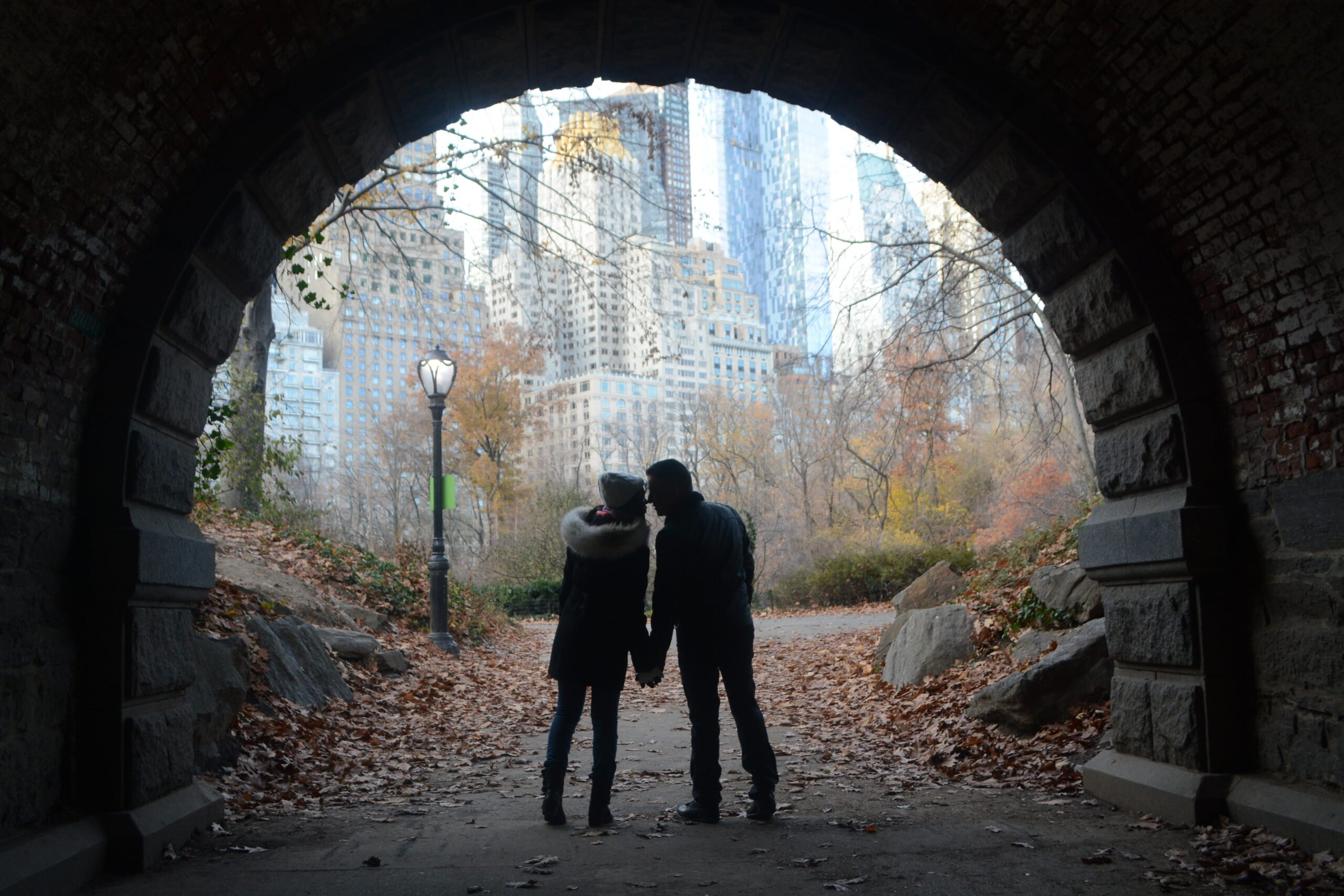 Central Park private photoshoot with NYC photographer