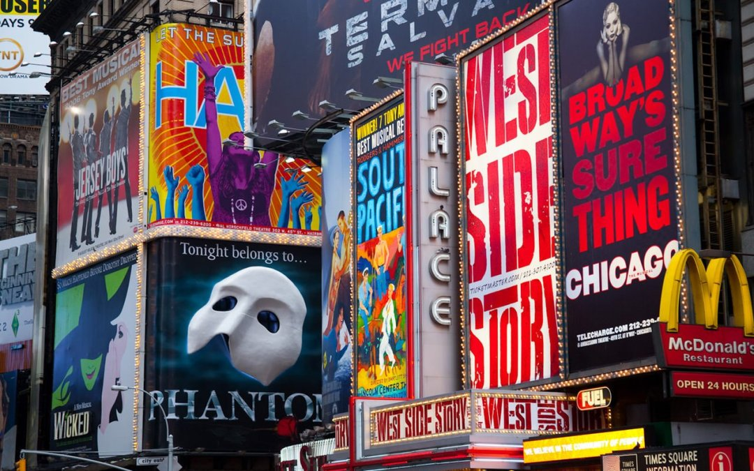 The 4 Best Broadway Shows to Attend this November