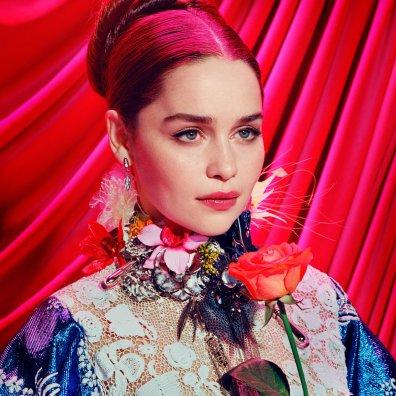 Emilia Clarke | Daenerys Targaryen - © Miles Aldridge