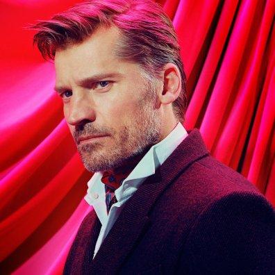 Nikolaj Coster-Waldau | Jaime Lannister - © Miles Aldridge