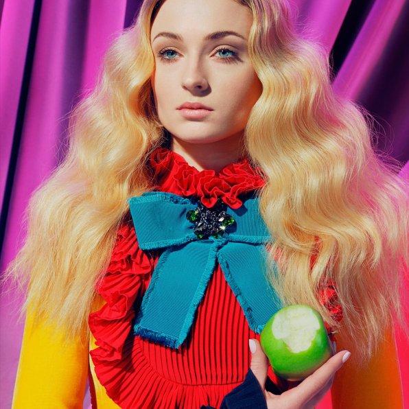 Sophie Turner | Sansa Stark - © Miles Aldridge