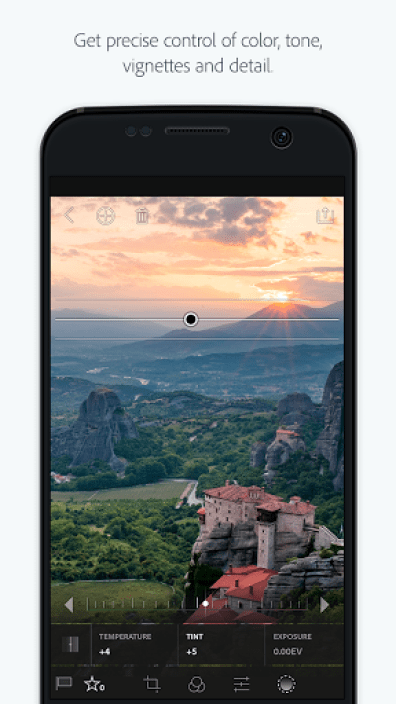 Lightroom Android Ancien 3