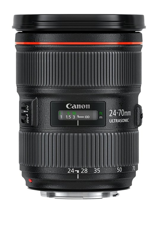 Objectif Canon 24 70