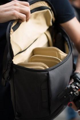 Sac Peak Design Everyday Backpack Black