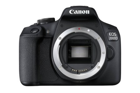 Phototrend EOS 2000D The Front Body