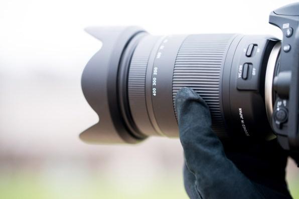 Test Phototrend Tamron Megazoom 18 400mm 16