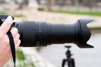 Test Phototrend Tamron Megazoom 18 400mm 9