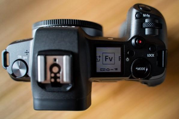 Phototrend Canon EOS R 24 Ecran Top