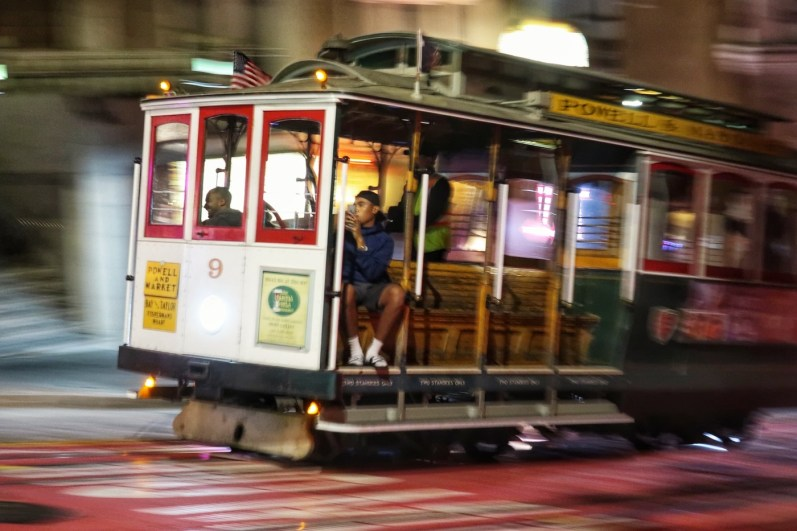 Canon G1 X Mark III Cable Cars