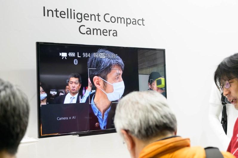 Canon Intelligent Compact Camera 4