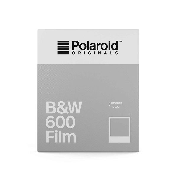 Polaroid Originals B&W 600