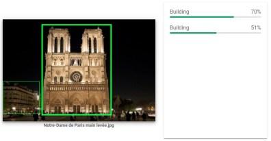 Google Image Analysis Tool Notre Dame 2
