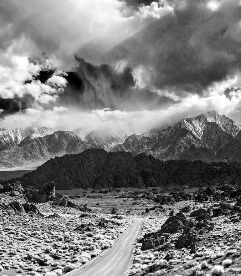 The Sierra Nevada , Lincoln Castricone