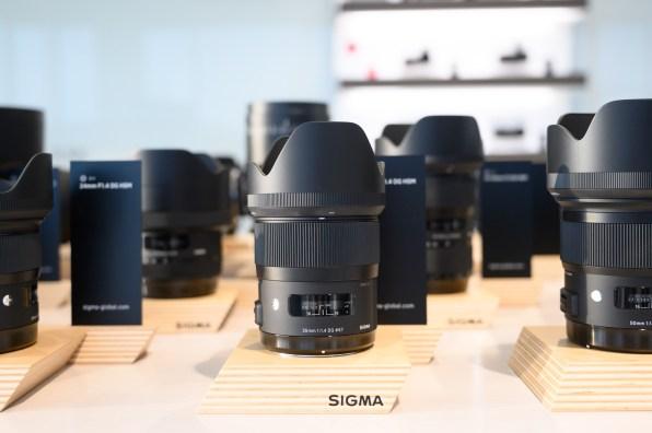 La nouvelle génération d'optiques Sigma Art