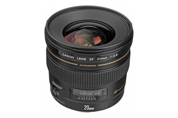 Canon EF 20 mm F 2,8 USM