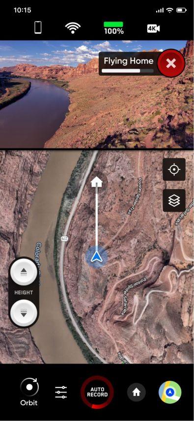 Skydio App IOS 3