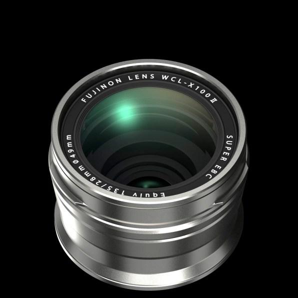 X 100V Kihon FrontSHASHI WCL Silver