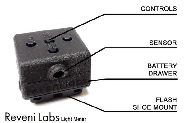 Reveni Labs Light Meter 3