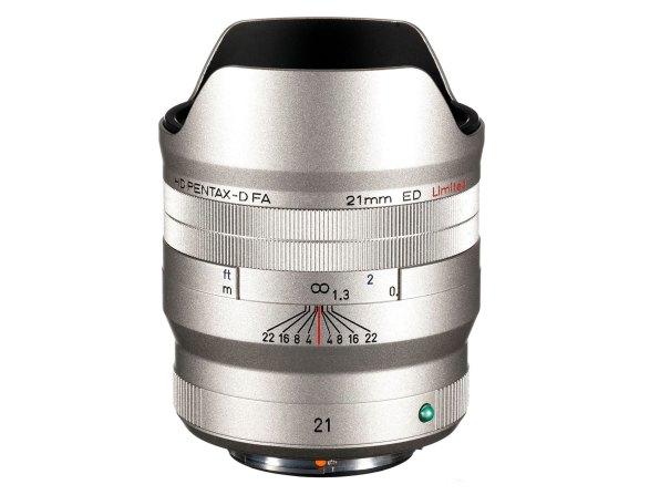 Pentax HD DFA 21mm