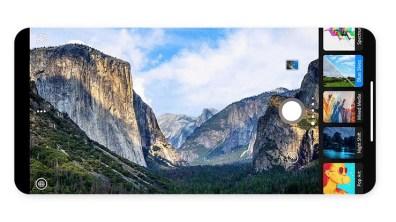 Photoshop Camera Screen 2