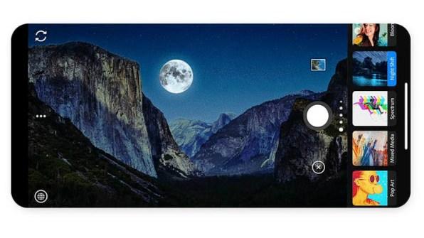 Photoshop Camera Screen 4