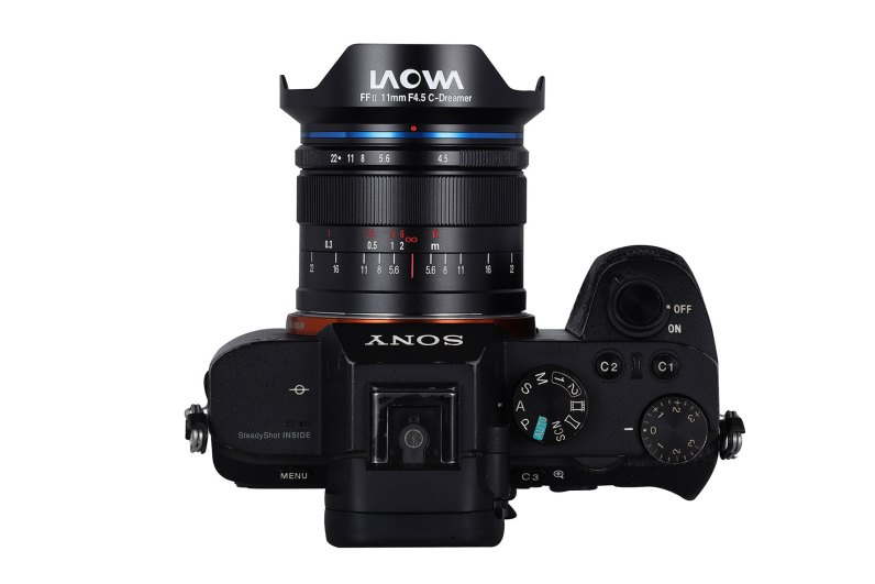 11mm Sur Sony