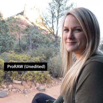 ProRAW (avant post-traitement)