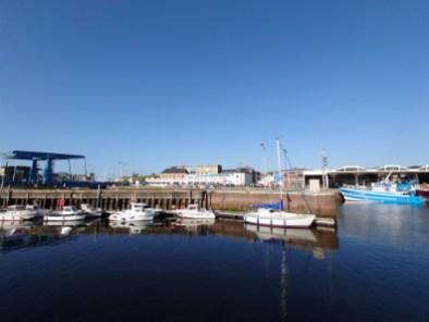 Dieppe, port de plaisance - Sony Xperia 1. III, 16 mm, f/2,2, 1/3200s, 64 ISO