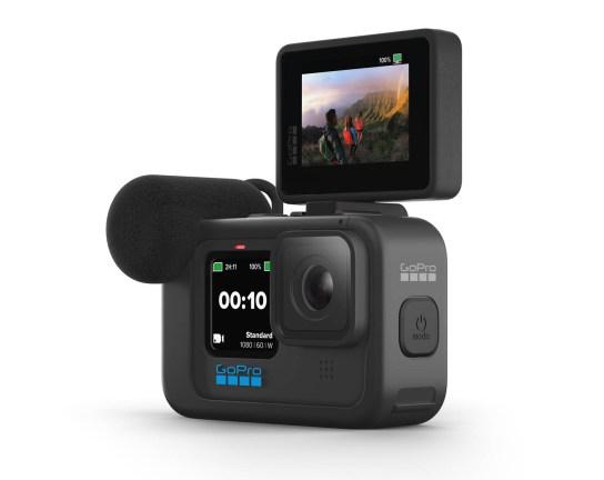 Action Cam GoPro Hero 10 Black 4