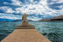 Baska, Croatia - a halász