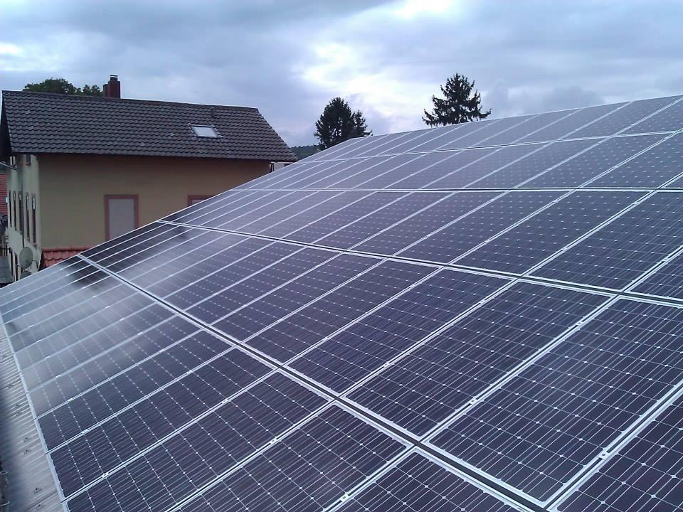 Bockenheim, PV - Anlage (18,5 kWp)