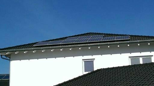 Karlsruhe, PV - Anlage (5,0 kWp)