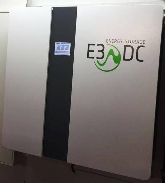 Mörlenbach, PV - Anlage 8,37 kWp mit Speichersystem E3/DC S10 Hauskraftwerk E12 AI Nutzbare Kapazität 6,9 kWh