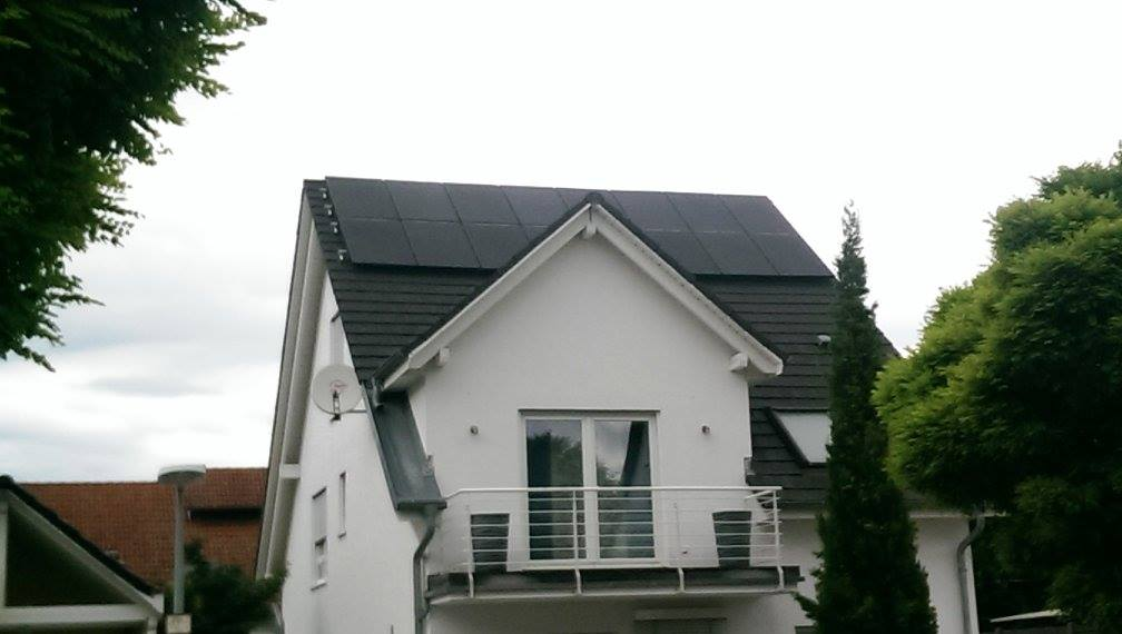 Mannheim, PV - Anlage (4,72 kWp)