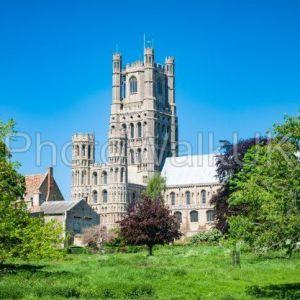 Ely Cathedral, Cambridgeshire, England May 26 2012 - Photo Walk UK