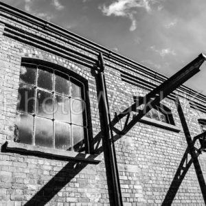 Tetbury Railyard – Tetbury Gloucestershire. Black and White - Photo Walk UK