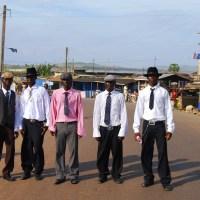 AFRICAN REGGAE - AFRICAN  ' PASSPORT '