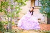 群馬県 七五三 ドレス 撮影